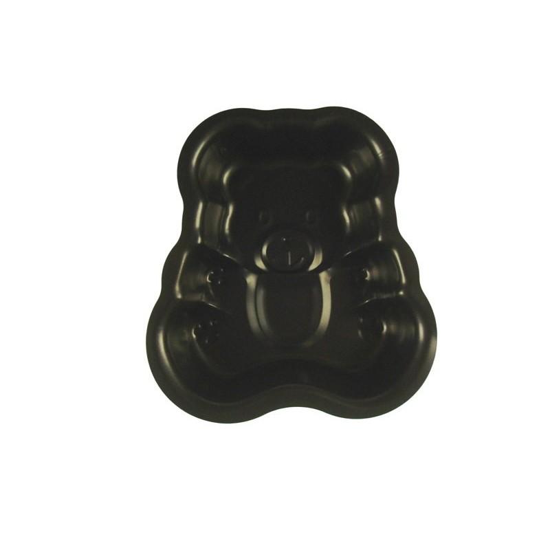 Smart Cook Pečící forma 25x24,5cm teflonová medvídek