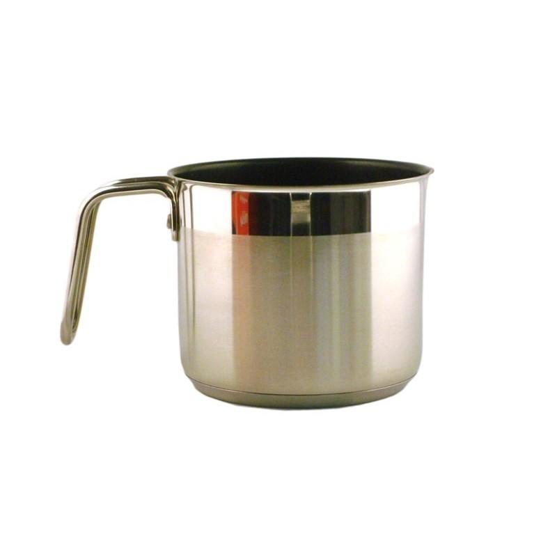 Smart Cook Hrnec na mléko nerezový 14cm