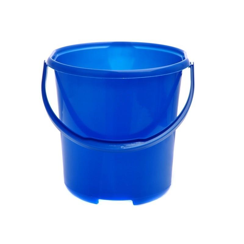 Elmich Home Vědro plastové modré 16l