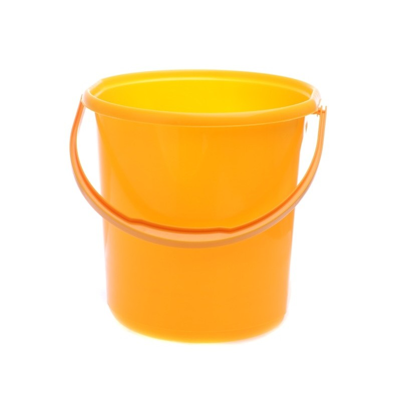 Elmich Home Vědro plastové žluté 16l