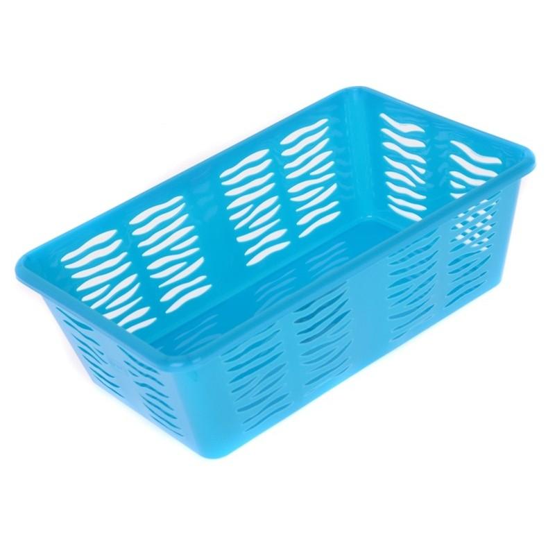 Plastový košík MODRÝ