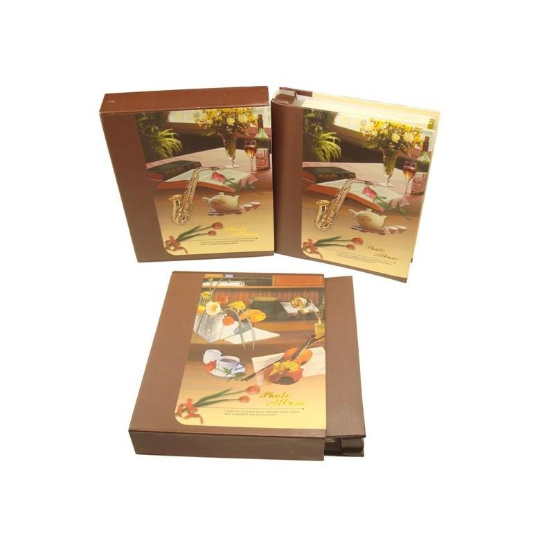Unihouse Samolepící fotoalbum 17x25 cm 80ks