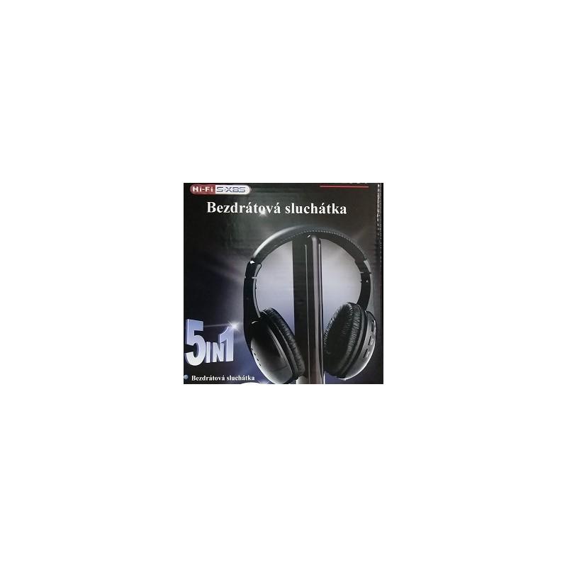 Bezdrátová sluchátka S-XBS