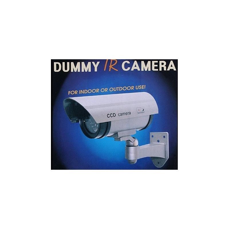 Realistická vodotěsná atrapa kamery Dummy IR LED