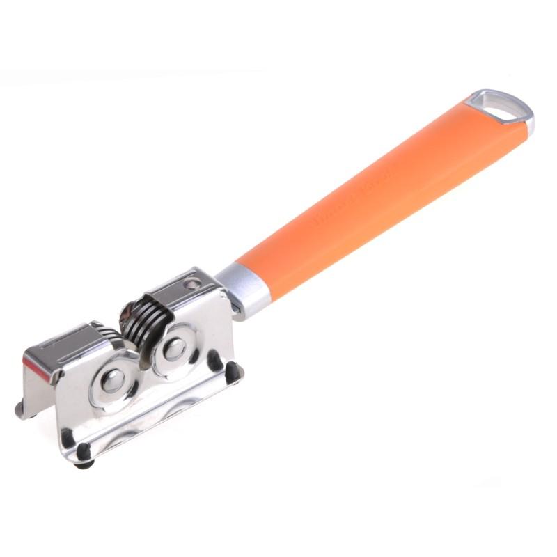 Smart Cook Brousek na nože nerezový oranžový