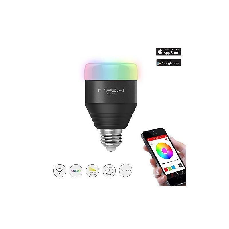 Bluetooth LED žárovka