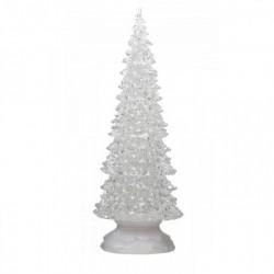 LED vánoční stromek, 28 cm