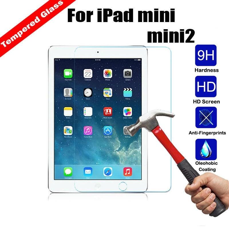 Tvrzené sklo AirGlass Premium pro Apple iPad Mini 2