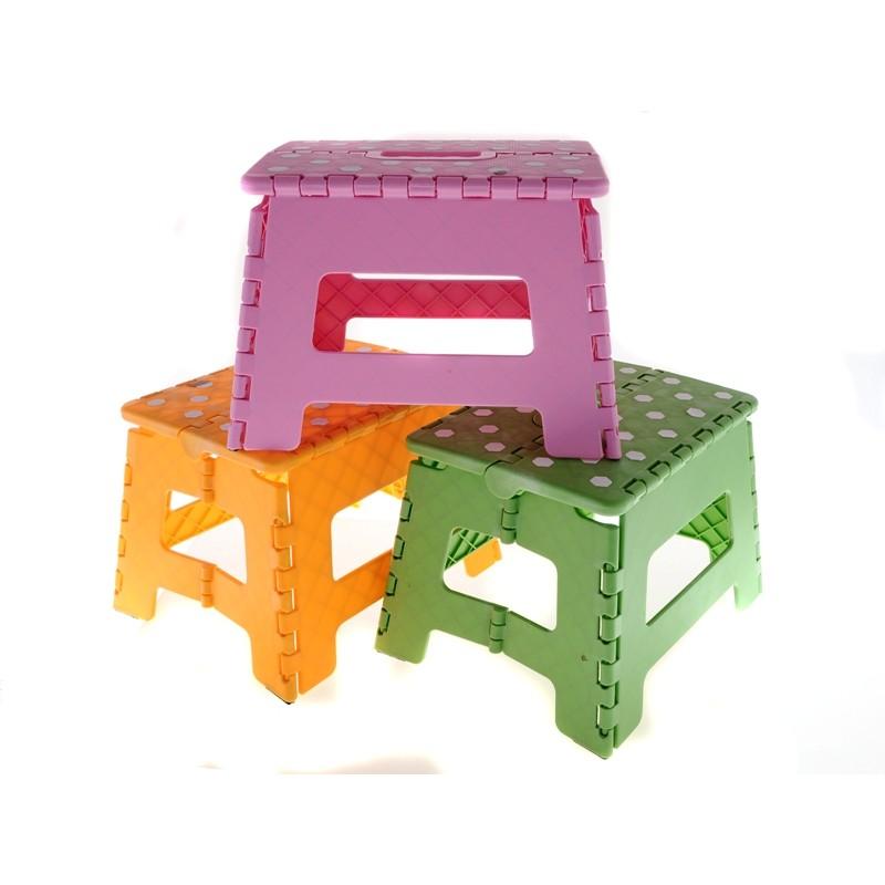 SmartHome dětská skládací židle plastová