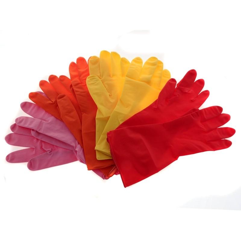 Unihouse Úklidové rukavice gumové