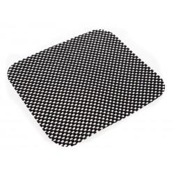 Unihouse Přilnavá podložka na palubní desku 19 x 22 cm - černá