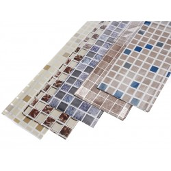 Unihouse Samolepící fólie tapeta malé kachličky 60 x 90 cm