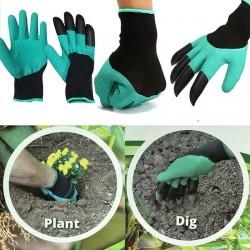 Garden Genie - Zahradnické rukavice s drápy