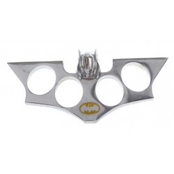 Boxer - obranná pomůcka Batman stříbrný