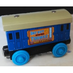 Mašinka Tomáš - vagón modrý