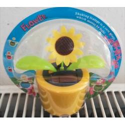 Solární květina s kývací hlavou - slunečnice