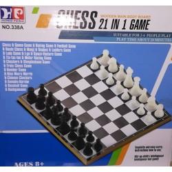 Šachy 21 v 1