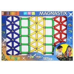 Magnetická stavebnice MAGNASTIX - 157 dílů