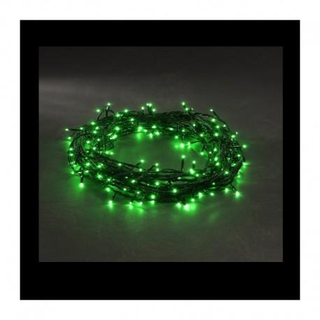 Vánoční osvětlení venkovní / vnitřní, LED řetěz, 200 LED, 20 m
