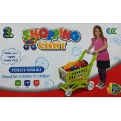 SHOPPING CART Dětský nákupní vozík
