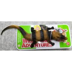 Krokodýl Wild adventures hnědý