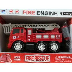 Auto hasičské FIRE RESCUE