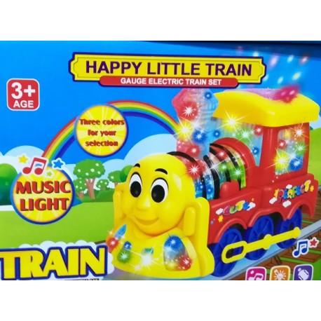 Vláček na baterie HAPPY TRAIN
