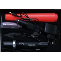 Paralyzér baterka policie ZZ-1101H s kuželem