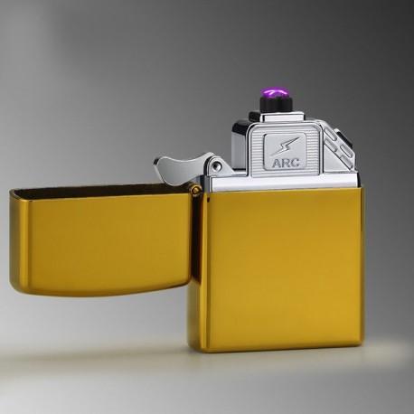 Atomia Lighter Small - kovový nabíjecí plazmový