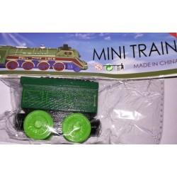 Mašinka Tomáš zelený vagónek s uhlím