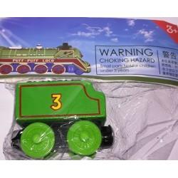 Mašinka Tomáš - světle zelený vagónek s uhlím