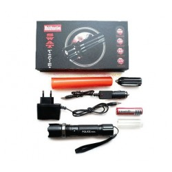 Flashlight SWAT POLICE LED