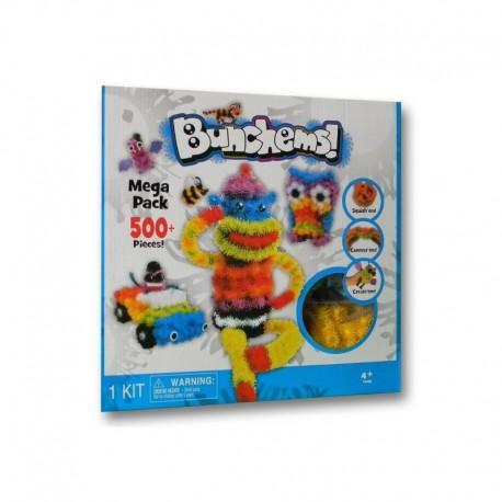 Fun Kids Plastové barevné kuličky 500 ks