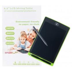 ISO Digitální LCD tabulka 8.5 palce pro kreslení a psaní modrá 8968