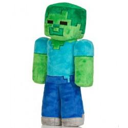 Plyšový Zombie ze hry Minecraft - 23 cm