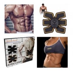 Posilovač břišního svalstva Mobile Gym 6 pack EMS