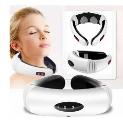 Elektromagnetický masážní přístroj na krk a záda HX-5880