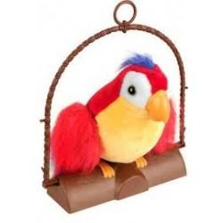 Mluvící papoušek SmartKid (plyšová hračka)