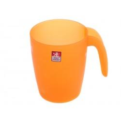 Smart Cook Hrnek 300 ml plastový oranžový