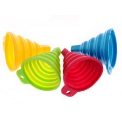 Smart Cook Trychtýř plastový skládací multicolor