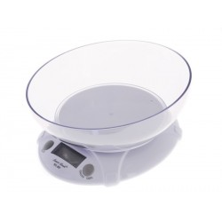 Smart Cook Elektronická kuchyňská váha bílá