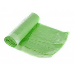 Smart Cook Zatahovací sáčky na odpad 35 l, 15 ks zelené