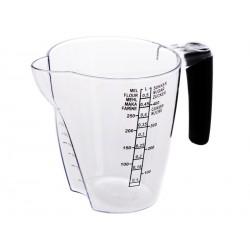 Elmich Odměrka na vodu plastová 500ml