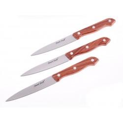 Smart Cook Nůž 12,5cm 3ks nerezový