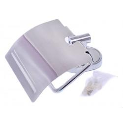 Elmich Home Držák na toaletní papír 5x16x12cm nerezový