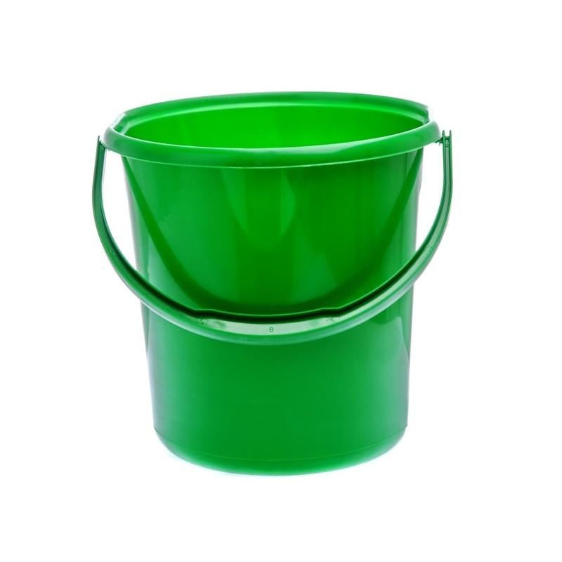 Elmich Home Vědro plastové zelené 16l