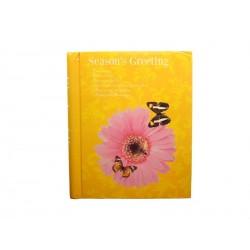 Samolepící foto album 20x27cm 40 ks Žlutá