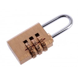 Elmich Home Visací zámek s číselným kódem