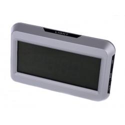 Elmich Home Stolní digitální hodiny 10x16cm plastové
