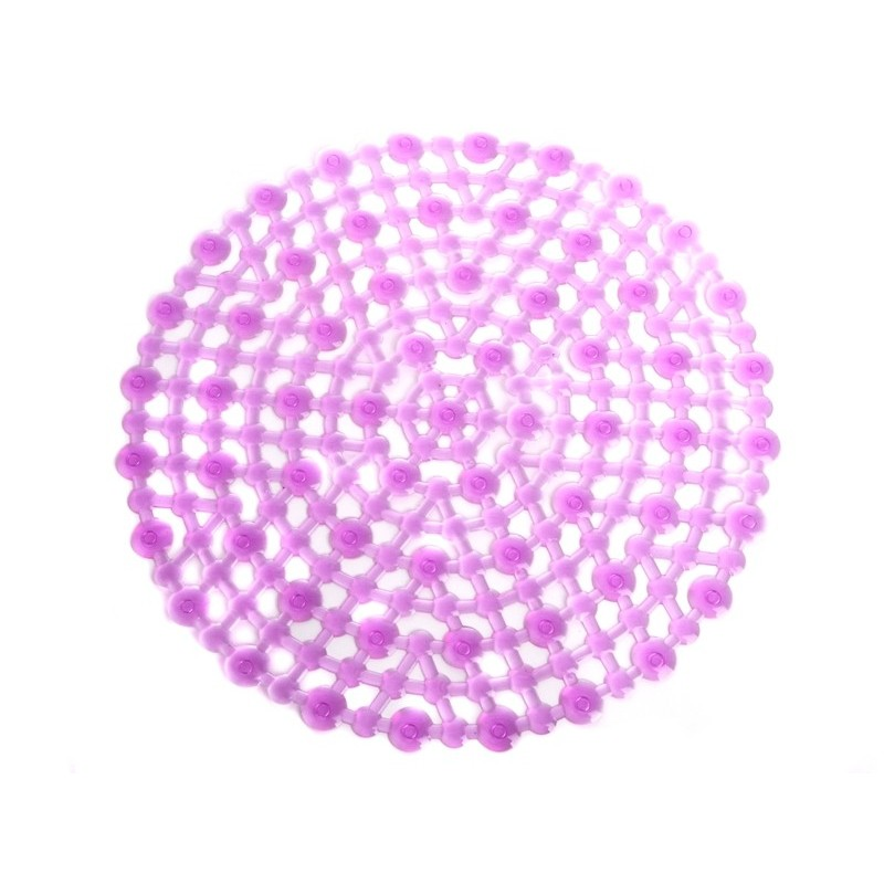 Unihouse Podložka do dřezu 29,5cm kulatá růžová